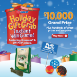 PetSmart Holiday Gift Grab Instant Win Game