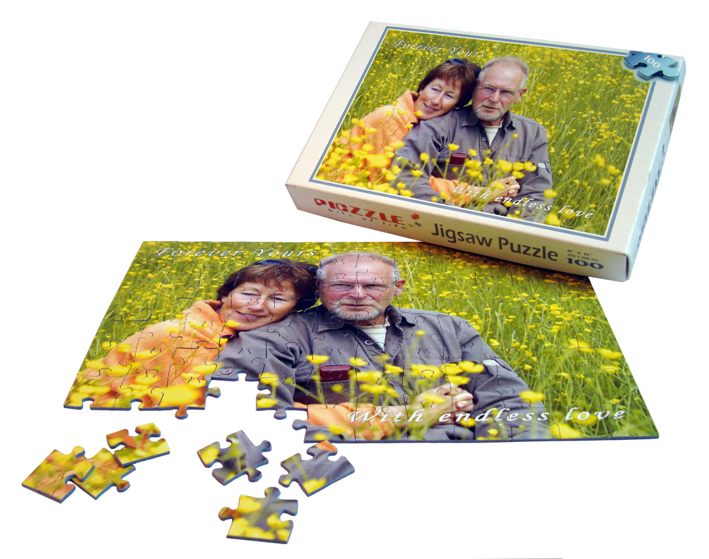 piczzle is a customized puzzle designed with a picture of your choice
