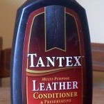 Revive Old Leather With Tantex Leather Conditioner #sponsored