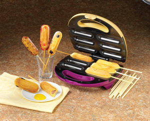 Snacks on a stick lets you make delicious carny foods fast and easy when forumfinder Gallery