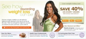 More Nutrisystem Commercials