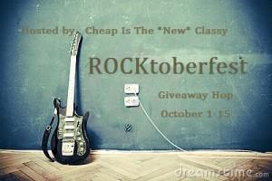 rocktoberfest1 HBL Hair Care Texture & Styling System Giveaway #rocktober