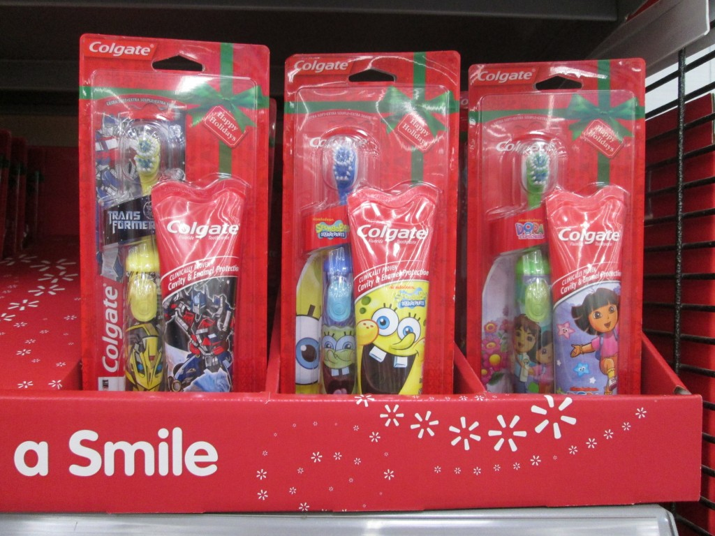 Colgate Holiday Pack