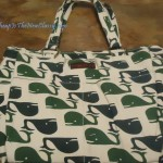 Isabella Whale Pocket Bag from Bungalow360