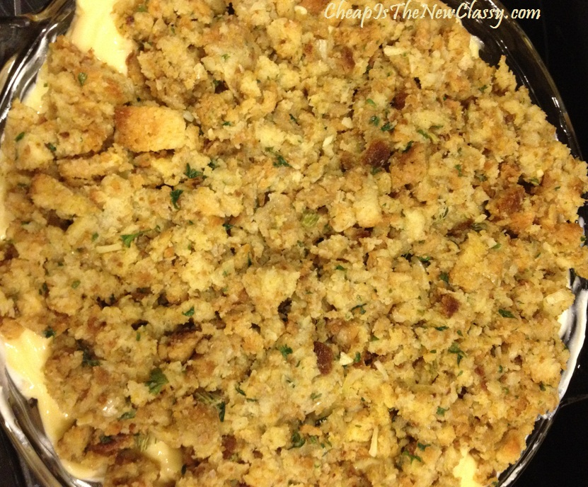 Stove Top Stuffing Easy Chicken Bake