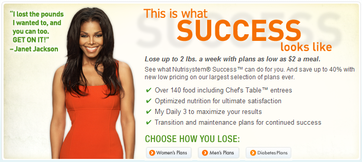Want the latest Nutrisystem Deals?