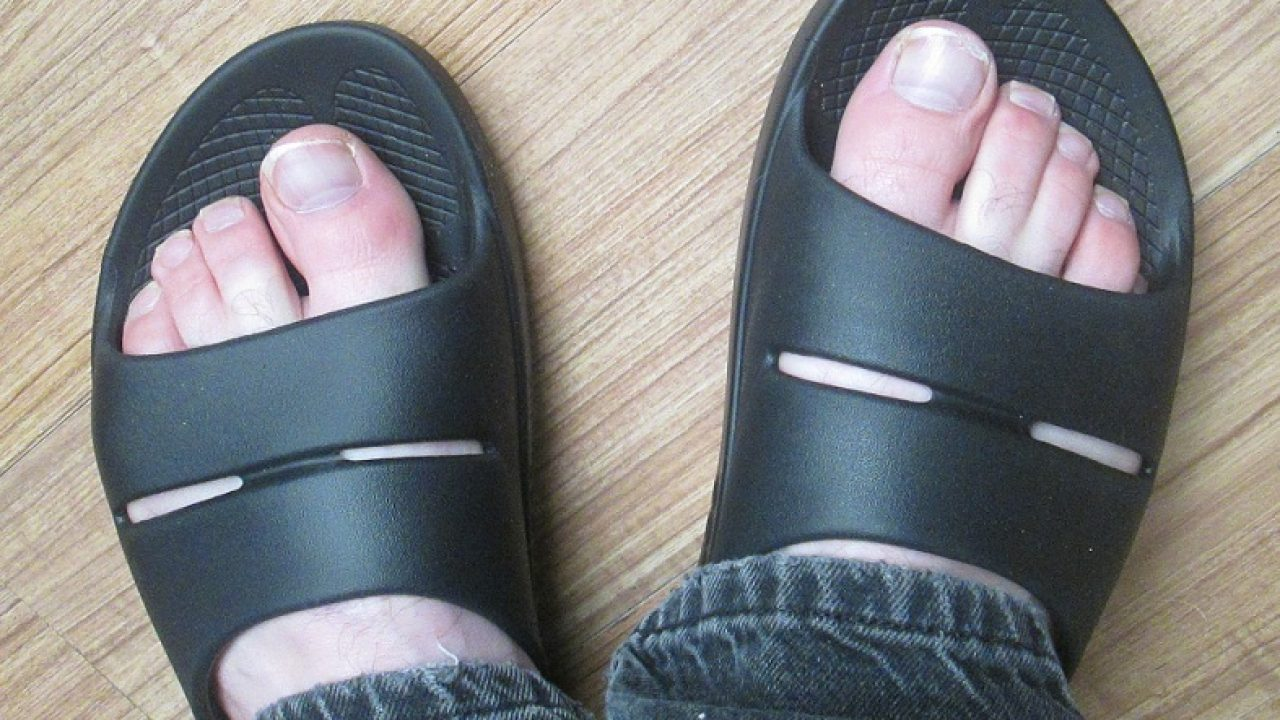 Comfortable Shoes From Oofos | Cheap Is