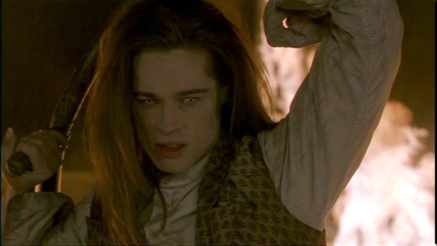 brad pitt interview with the vampire hottest vampires
