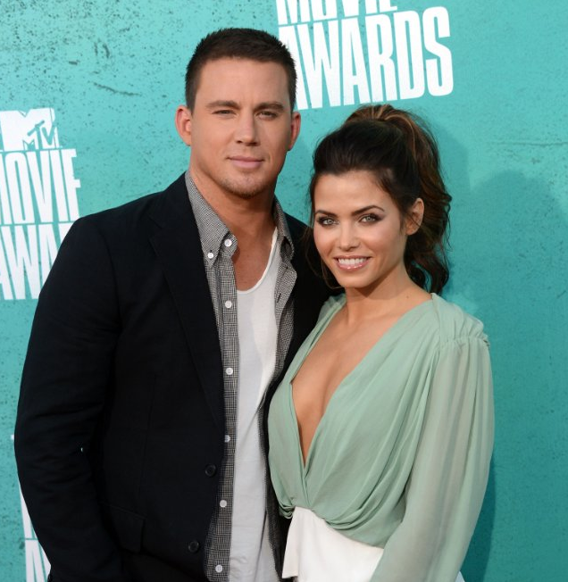 Channing Tatum at the MTV Movie Awards