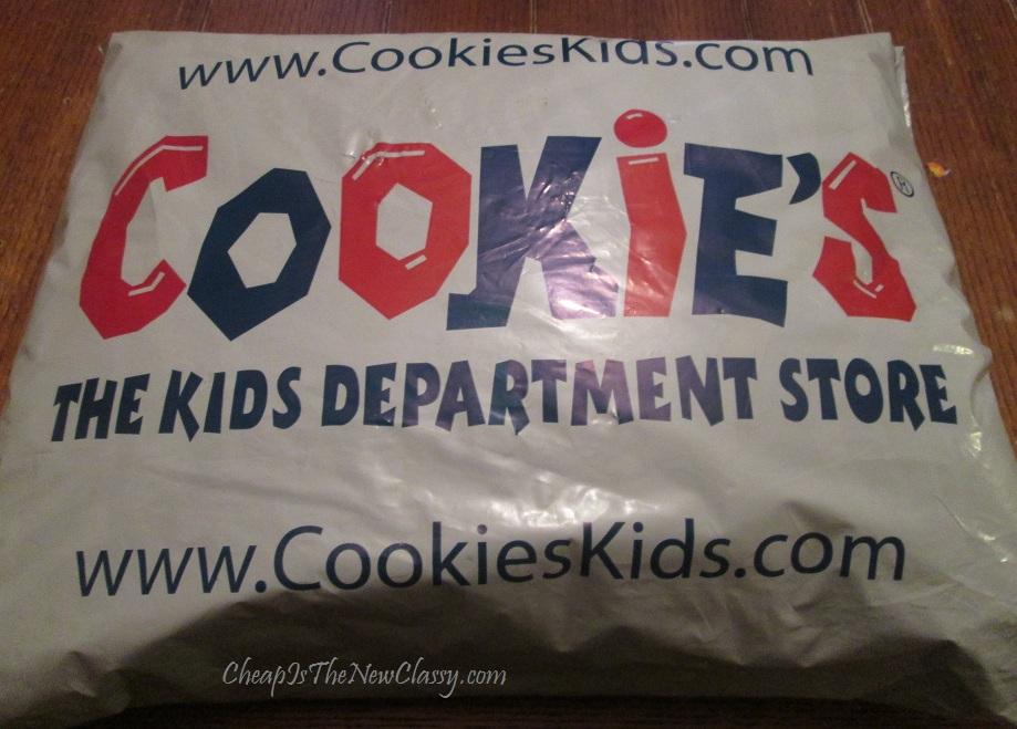 Cookie's Kids packaging