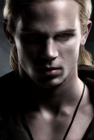 Cam Gigandet Hottest Vampires Twilight