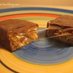 Nutrisystem Chocolatey Nougat Bar
