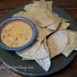 queso recipe with tomatoes and chilies