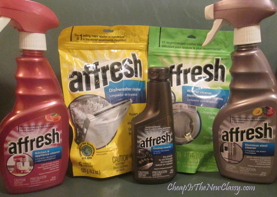Affresh Cleaning Supplies