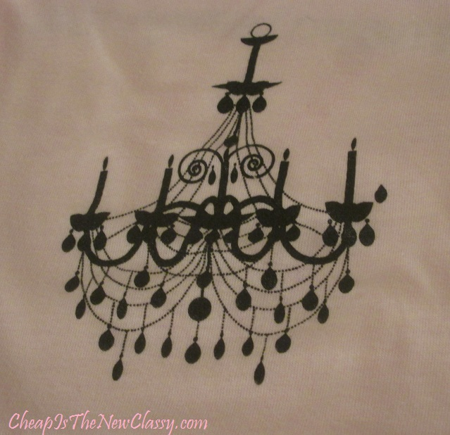 WhoopTee Personalized Tees Cheap Is The New Classy chandalier
