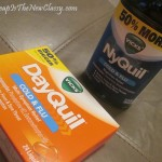 Vicks NyQuil and DayQuil cough medicine and cough suppressant