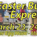 Easter Bunny Express North Carolina Transportation Museum