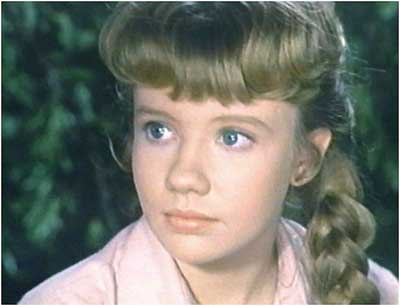 Hayley Mills, Image Credit ChildStarlets.com