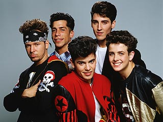 NKOTB New Kids on the Block