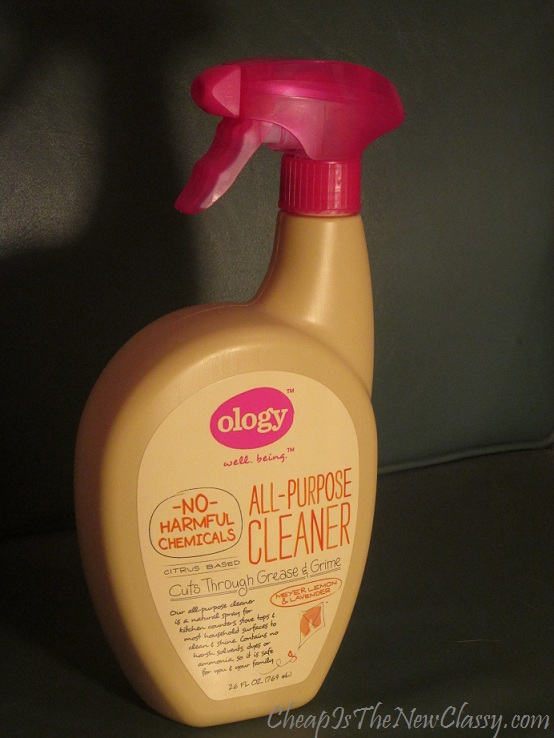 Ology All-Purpose Cleaner From Walgreens