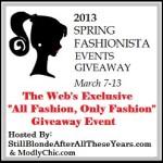 spring fashionista