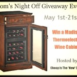 Mom's Night Off Tresanti Madison Wine Cooler Giveaway