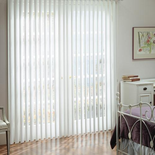 Smooth PVC Vertical Blinds from Blinds.com