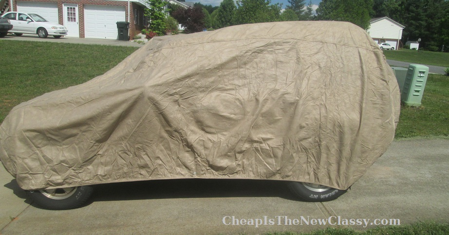 Empire Covers car cover for Jeep Liberty