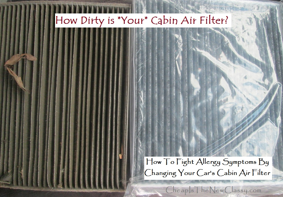 FRAM Cabin Air Filter with Fresh Breeze