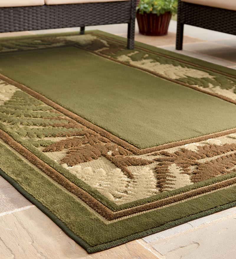 Woolrich Indoor Outdoor Area Rug