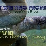 Writing Prompts For July | Cheap Is The New Classy