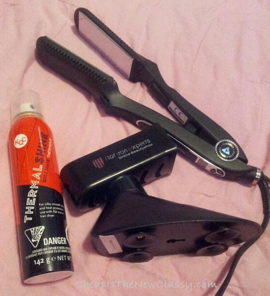 Avanti Ultra Wet to Dry Hair Straightener