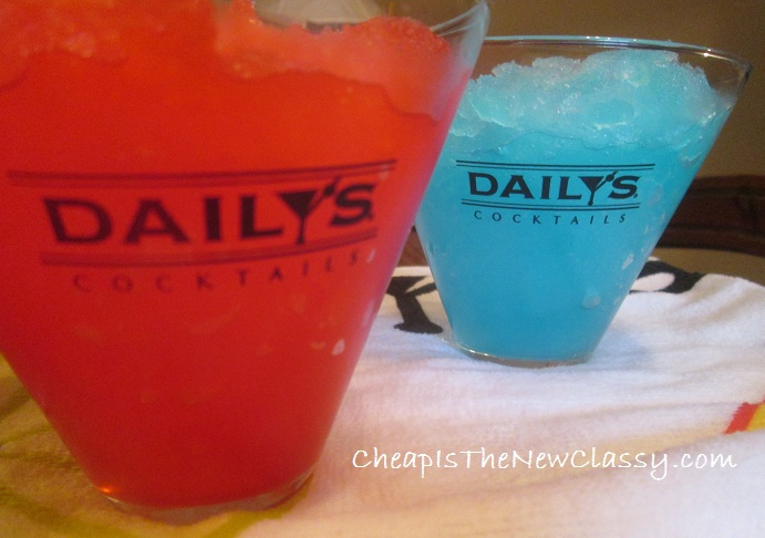 Daily's Cocktails