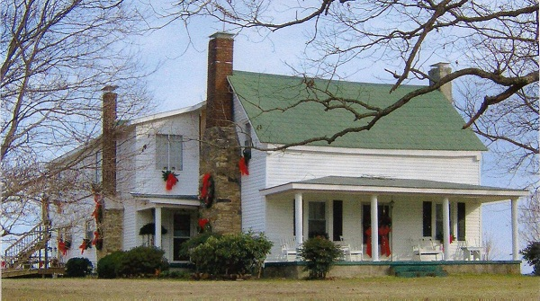 breezy oaks farmhouse bed and breakfast alton va