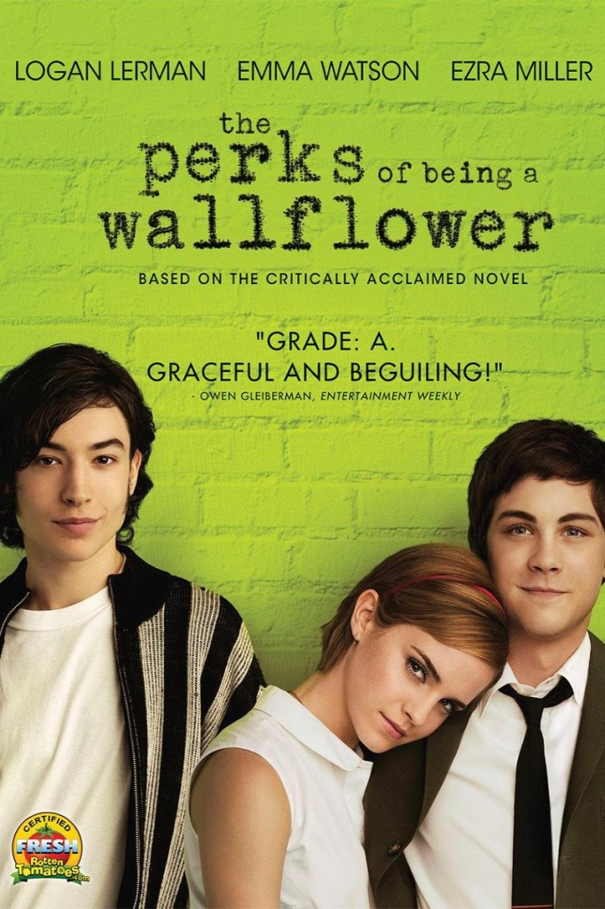One of my favorite books - The Perks of Being a Wallflower