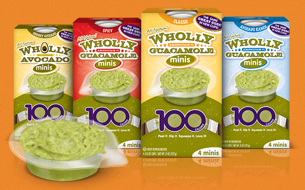 Wholly Guacamole Coupon + One Lunch, Two Ways Contest