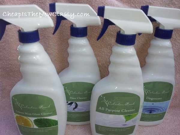 Celadon Road Environmentally Friendly Cleaning Products
