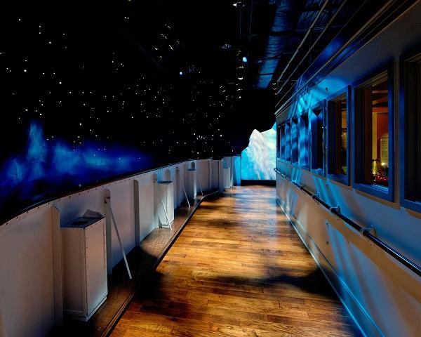 Titanic Museum Iceberg
