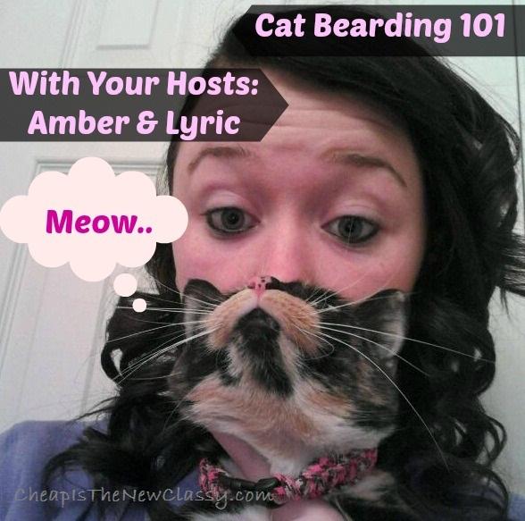 Cat Bearding With Fresh Step #ClubFreshStep #shop #cbias