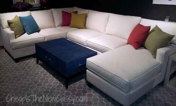 HGTV Home Furniture at the High Point Furniture Market
