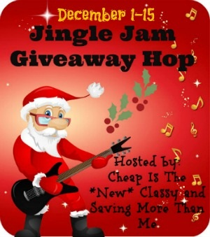 Jingle Jam Giveaway Hop
