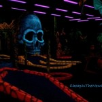 Magiquest and Black Light Golf Fun in Pigeon Forge TN #sponsored