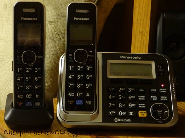 Panasonic Link2Cell Cellular Bluetooth Phone System