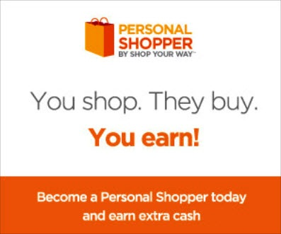 Personal Shopper from Kmart