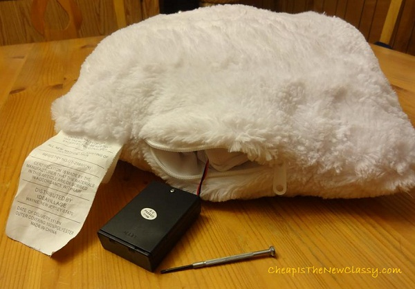 Bright Light Pillow Review and Gift Idea