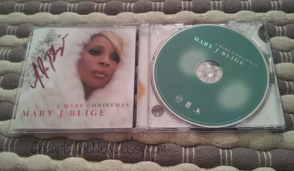 Mary J Blige: A Mary Christmas CD Review | Cheap Is The New Classy