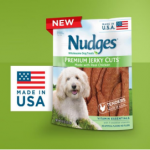 Nudges Made In The USA dog treats
