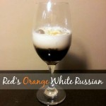 Red's Orange White Russian Recipe #sponsored