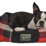 Woolrich Heritage Pet Cuddler Bed