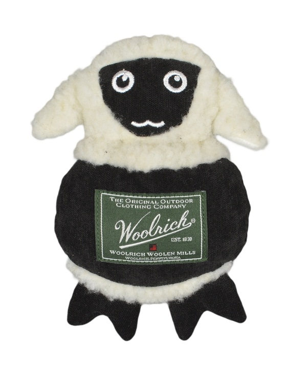 Woolrich Home Pet Bed Cuddler Lamb
